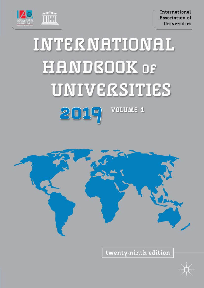 IAU - International Association of Universities - The Global